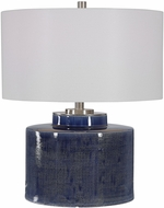 Uttermost 26413-1 Monterey Blue Table Lamp