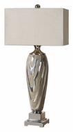 Uttermost 26444-1 Allegheny Modern Textured Ceramic Living Room Table Lamp