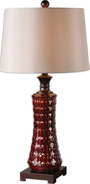 Uttermost 26553-2 Cassian Table Lamp, Set Of 2