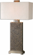 Uttermost 26938-1 Canfield Coffee Bronze Table Light