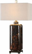 Uttermost 27710-1 Vanoise Bronze Mercury Table Lighting