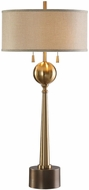 Uttermost 27772 Kensett Antique Bronze Buffet Table Light