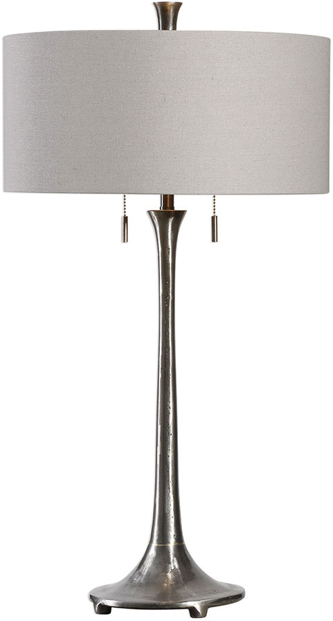 Uttermost 27786 Aliso Cast Iron Table Lamp Lighting Utt 27786