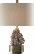 Uttermost 27790-1 Desert Desert Rose Table Lamp