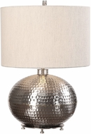 Uttermost 27821-1 Metis Polished Gold Weld Table Light