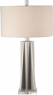 Uttermost 27827 Trinculo Brushed Nickel Table Top Lamp