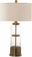 Uttermost 27830-1 Vaiga Side Table Lamp