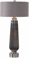 Uttermost 27893 Lolita Brushed Nickel Table Lamp Lighting