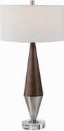 Uttermost 28211 Haldan Mid-Century Table Light