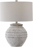 Uttermost 28212-1 Montsant Stone Table Lighting