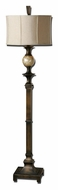 Uttermost 28241-1 Tusciano Hand Rubbed Bronze 69 Inch Tall Antique Floor Lamp