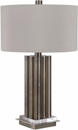 Uttermost 28261-1 Conran Brass Table Lamp