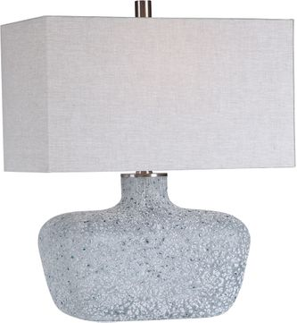 Uttermost 28295-1 Matisse Textured Glass Table Lamp
