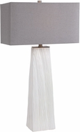 Uttermost 28383 Sycamore White Table Lighting