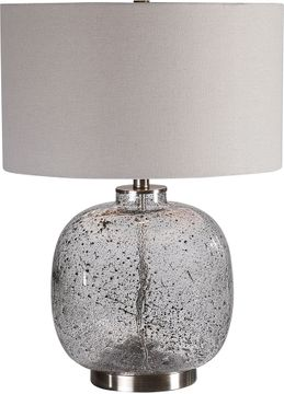 Uttermost 28389-1 Storm Glass Table Lamp