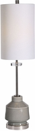 Uttermost 28429-1 Porter Gray Table Lamp