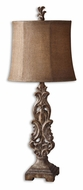 Uttermost 29156-1 Gia Light Brown Finish 32 Inch Tall Antique Table Lamp Lighting