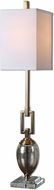 Uttermost 29338-1 Copeland Contemporary Mercury Glass Buffet Lamp