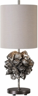 Uttermost 29375-1 Nipa Palm Golden Champagne Novelty Lighting
