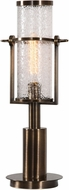 Uttermost 29381-1 Marrave Aderia Sage Green Accent Side Table Lamp