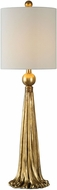 Uttermost 29382-1 Paravani Metallic Gold Side Table Lamp
