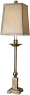 Uttermost 29427-1 Lowell Modern Bronze Buffet Lamp