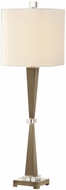 Uttermost 29618-1 Niccolai Antiqued Nickel Table Light