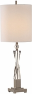 Uttermost 29620-1 Twyla Twisted Crystal Lighting Table Lamp