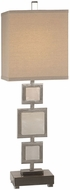 Uttermost 29628-1 Idalgo Brushed Nickel Table Lamp