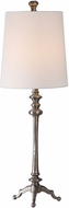 Uttermost 29648-1 Delilah Steel Buffet Lamp