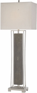 Uttermost 29678-1 Sakana Gray Buffet Lamp