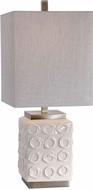Uttermost 29730-1 Emeline White Table Light