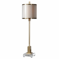 Uttermost 29940-1 Villena 35  Tall Side Buffet Lamp