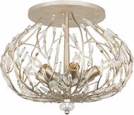 Varaluz 271S06GD Bask Gold Dust 20  Overhead Lighting