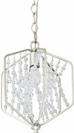 Varaluz 321M01SO Chelsea Silverado Mini Drop Ceiling Lighting