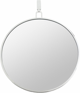 Varaluz 407A01PN Stopwatch Modern Polished Nickel 30  Wall Mirror