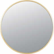 Varaluz 428A01GO Cottage Contemporary Gold 30 Wall Mounted Mirror