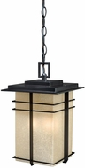 Vaxcel AB-ODU090NB Ashbee Craftsman Noble Bronze Exterior Pendant Lighting