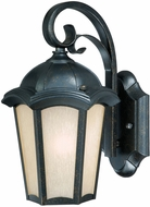 Vaxcel CE-OWU090GT Chloe Traditional Gold Stone Finish 10.25 Wide Outdoor Lighting Wall Sconce