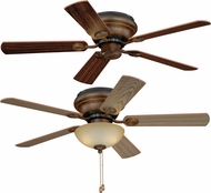 Vaxcel F0024 Expo Aged Walnut Home Ceiling Fan