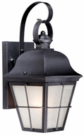 Vaxcel NH-OWD070OR New Haven Traditional Oil Rubbed Bronze Finish 15 Tall Exterior Wall Light Fixture