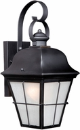 Vaxcel NH-OWD100OR New Haven Traditional Oil Rubbed Bronze Finish 21.75 Tall Exterior Wall Lighting Sconce