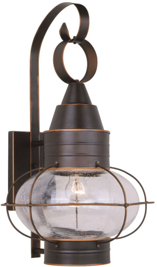 Vaxcel Ow21831bbz Chatham Nautical Burnished Bronze Finish