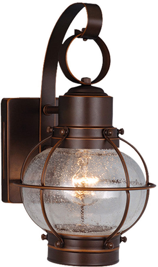 nautical outdoor wall lights marine vaxcel ow21861bbz chatham nautical burnished bronze finish 725nbsp wide outdoor wall lighting sconce loading zoom 725