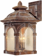 Vaxcel OW38793RBZ Essex Victorian Royal Bronze Finish 10.38  Wide Outdoor Wall Mounted Lamp