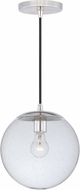 Vaxcel P0161 630 Series Modern Polished Nickel Mini Lighting Pendant