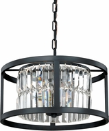 Vaxcel P0179 Catana Oil Rubbed Bronze Pendant Lighting