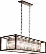 Vaxcel P0183 Catana Oil Rubbed Bronze Island Lighting