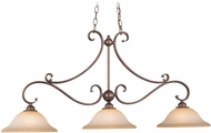 Vaxcel PD35413RBZ-B Monrovia Royal Bronze Island Lighting