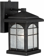 Vaxcel T0072 Bembridge Gold Stone Outdoor Wall Lighting